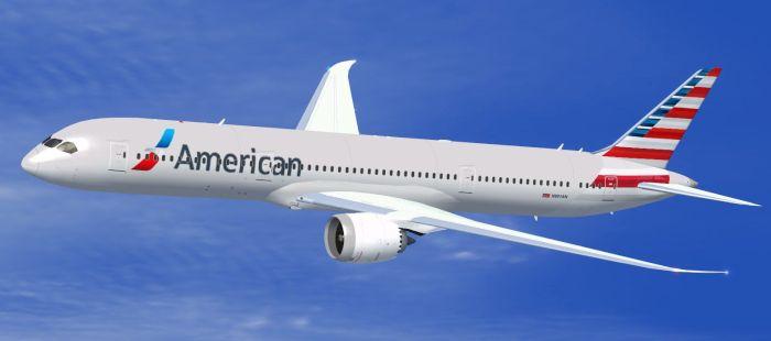 Novità American Airlines