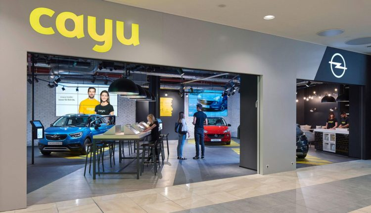CAYU-Store