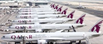 Offensiva Qatar Airways