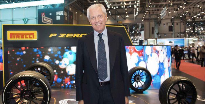 """Pirelli presenta il suo """"smart tyre"""""""