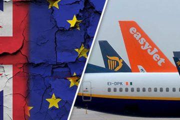 Brexit no allo stop dei voli