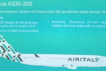 Air Italy accelera