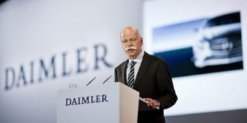 Dieter Zetsche, Mercedes, Mercedes, e la difesa del diesel