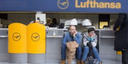 Lufthansa cancella 800 voli