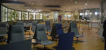 Lounge passeggeri