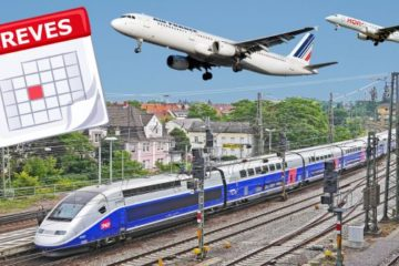 Dopo Sncf nuovo calendario di scioperi in Casa Air France