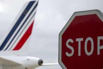 Sciopero no stop in Casa Air France