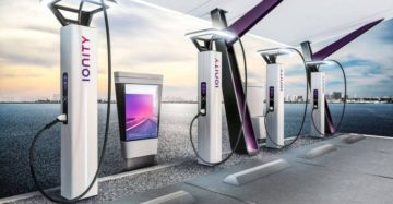 FCA e Tesla in Ionity