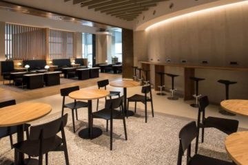 Nuova Lounge British Airways