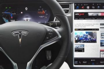 Tesla S, provata per voi