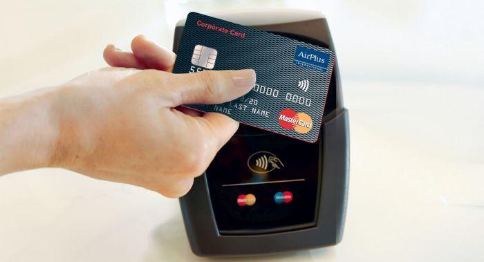 Pan-European Corporate Card