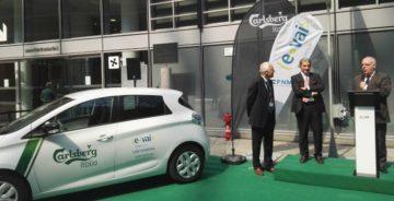 Corporate Car Sharing elettrico