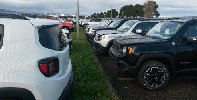il mercato rallenta, ma bene Jeep