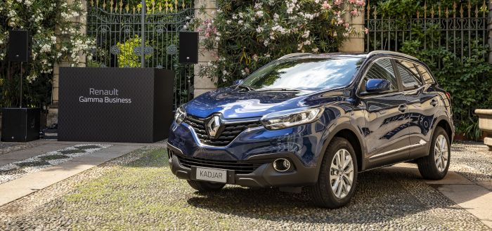Renault a tutto business
