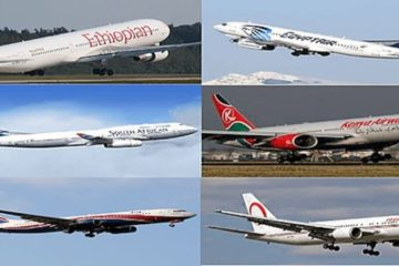 Ethiopian guida la top ten