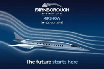 Salone di Farnborough