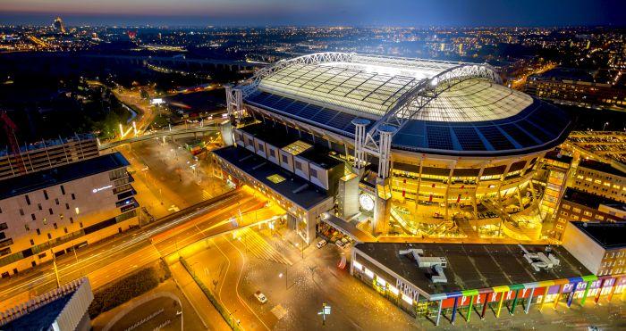 stadio di Amsterdam