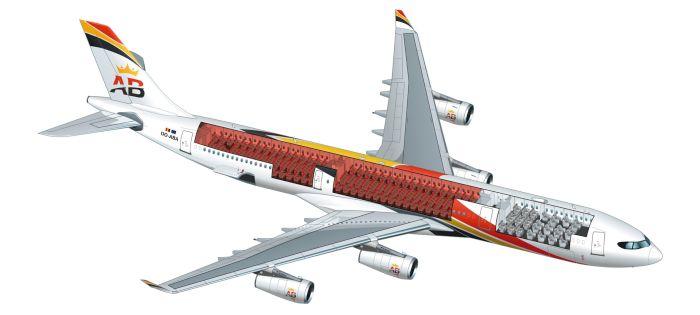 Air Belgium punta forte sull'Asia