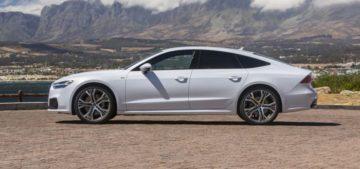 Audi A7 Sportback ibrido diesel