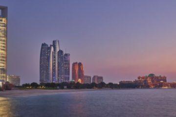 Abu Dhabi sicura