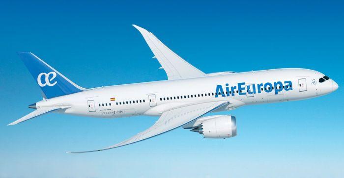 Air Europa vola anche su Iguazu