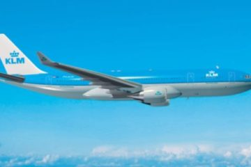 KLM vola su Boston