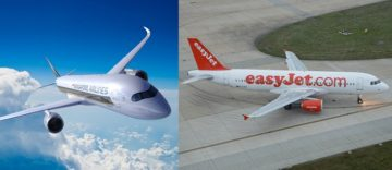 easyJet e Singapore Airlines