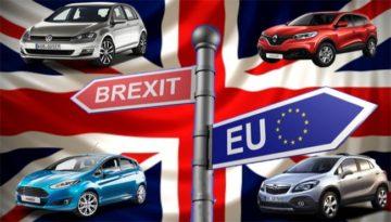 Brexit, la preoccupazione dei costruttori europei