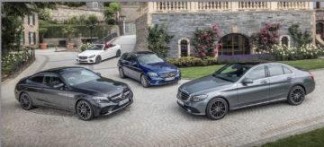 Nuova Mercedes Classe C, più di un facelift