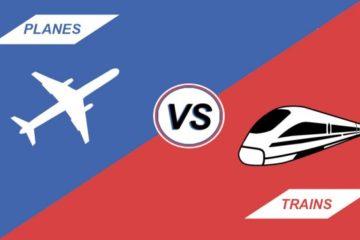 Treno contro aereo