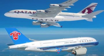 Qatar Airways va alla guerra