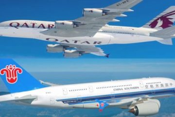 Qatar Airways e China Southern in fuga dalle rispettive alleanze