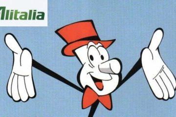 Tira e molla Alitalia