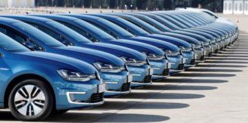 immatricolazioni di auto nuove