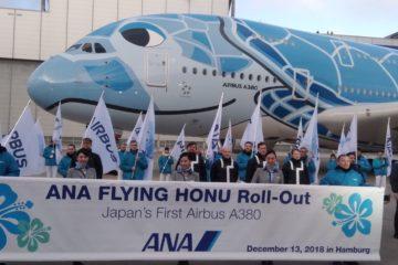 A380 Ana Honu