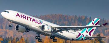 Offensiva lungo raggio Air Italy