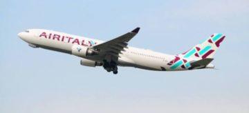 Malpensa hub Air Italy