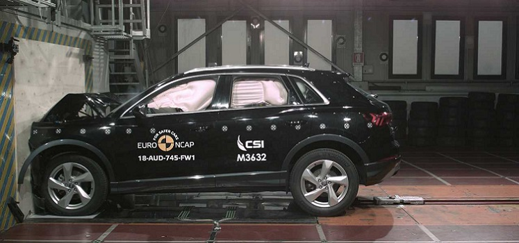 Crash test Euro NCAP 2018