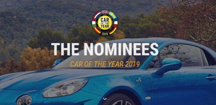 Auto dell'Anno 2019