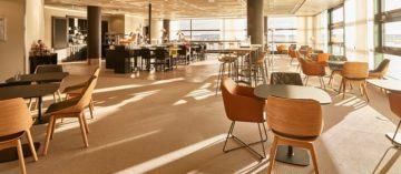 lounge Lufthansa