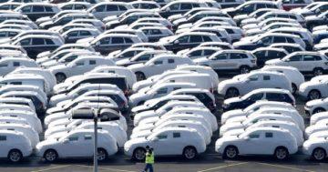 mercato automotive UE