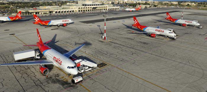 Air Malta cambia pelle