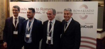 Convention bureau di Roma e Lazio