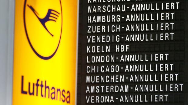Germania, lo sciopero negli aeroporti si allarga