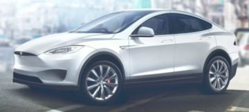 Tesla accelera
