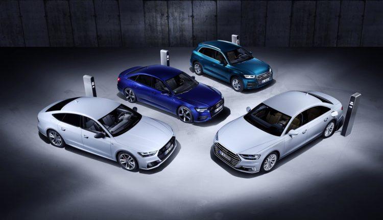 Audi-ibride-plug-in-a-Ginevra