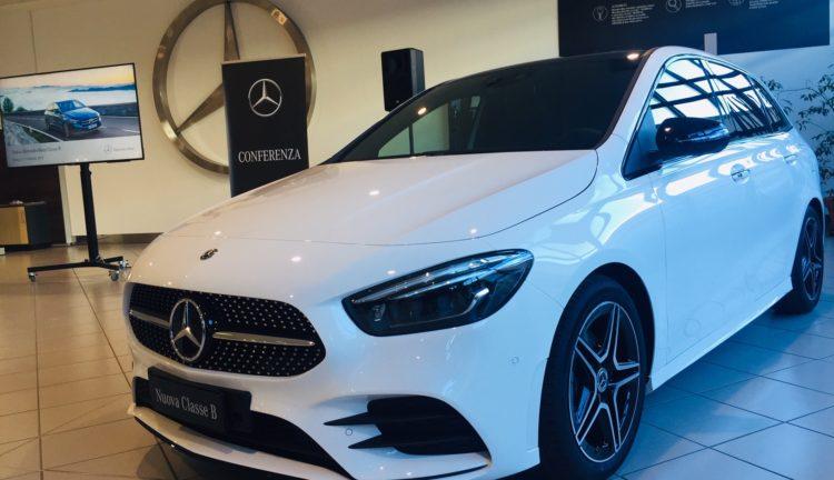 Classe B Mercedes