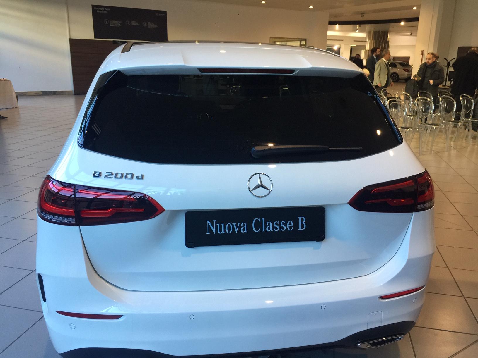 Mercedes Class B