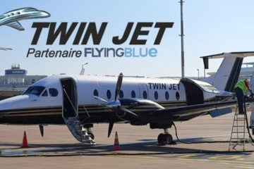 Twin Jet di Strasburgo