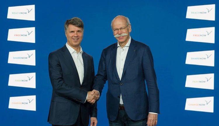 BMW e Daimler insieme
